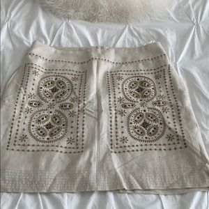 Anthropology skirt